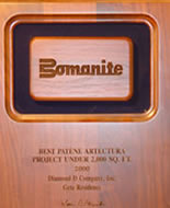 Best Bomanite Project